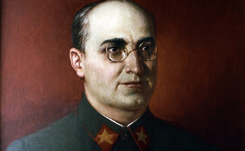 Лаврентий Берия-ещё один оплёванный соратник Сталина