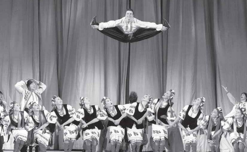 """На вопрос Сталина: """"Как дела, товарищ Моисеев?"""" руководитель ансамбля народного танца ответил: """"Плохо, Иосиф Виссарионович!"""""""