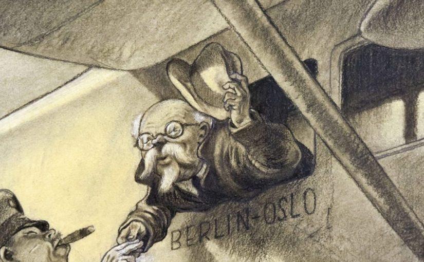 Правда о тайном полёте Пятакова к Троцкому в Осло в 1935 году вскрыта
