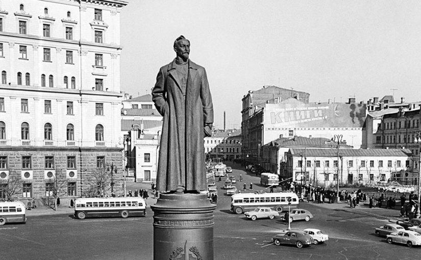 Памятнику Дзержинскому быть!