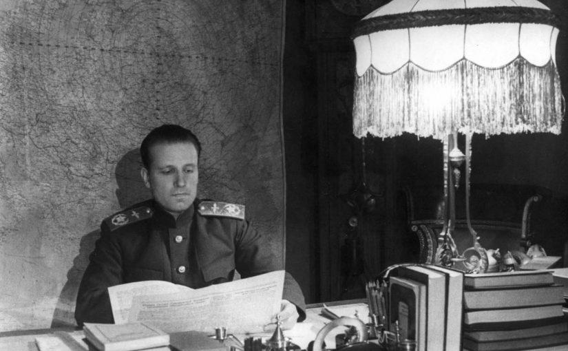 Маршал Голованов о Сталине