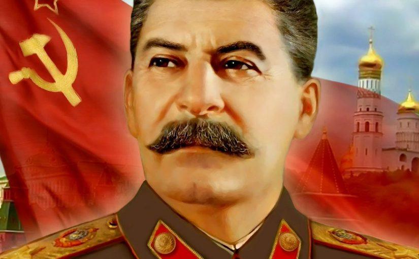 Так стране сейчас не хватает нового Сталина. Личное мнение о личности и времени.