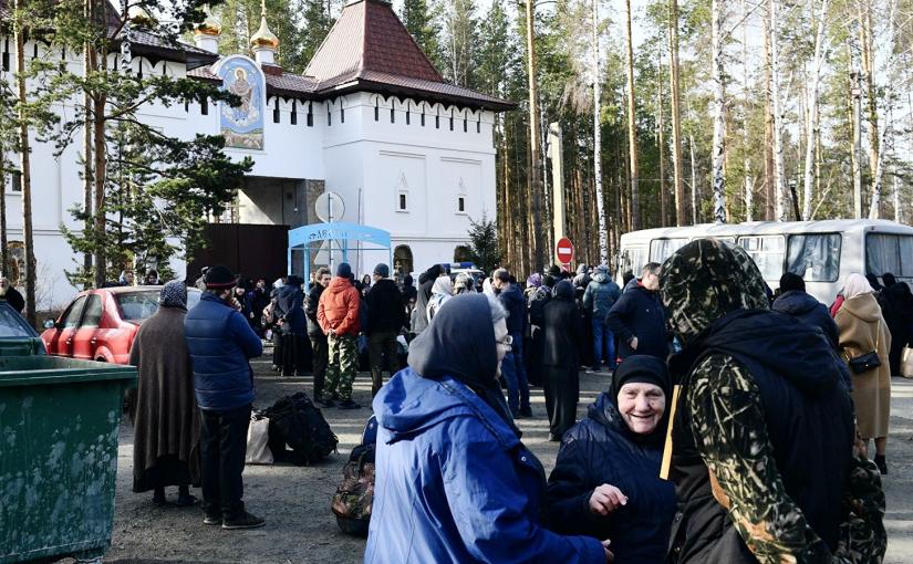Исход монахинь под конвоем. Жителям уральского монастыря придется найти себе другую обитель
